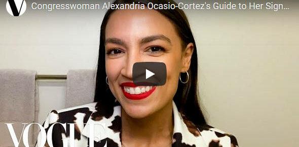 Alexandria Ocasio Cortez Morning Routine