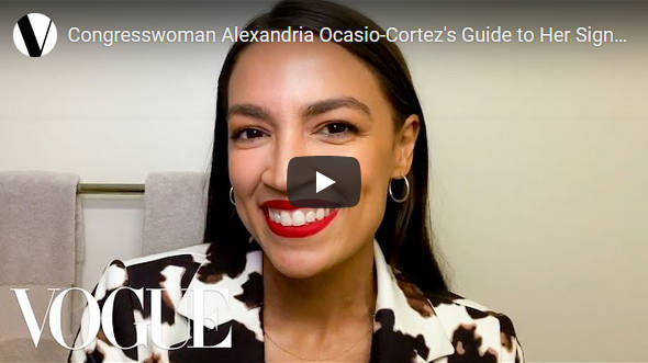 Alexandria Ocasio Cortez Morning Routine